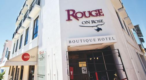 Rouge on Rose Boutique Hotel - Cape Town - Hotel Entrance