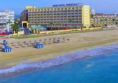Gran Hotel Peñíscola - Peníscola - Bãi biển