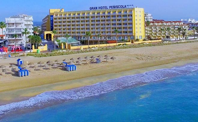 潘妮思柯拉大酒店 - 朋尼斯科拉 - 佩尼斯科拉 - 海灘