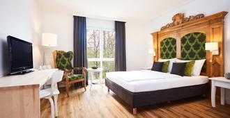 Hotel Prinzregent München - Munich - Bedroom