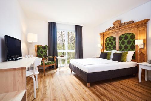 梅斯普瑞茲根特酒店 - 慕尼黑 - 臥室