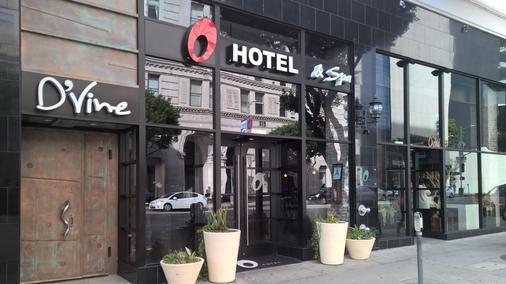 O Hotel - Los Angeles - Edifício