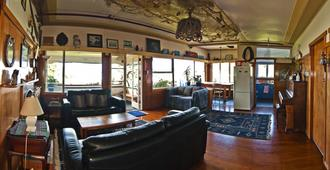 The Mousetrap Backpackers - Paihia - Lounge