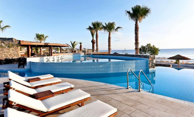 SENTIDO Blue Sea Beach - Stalida - Pool
