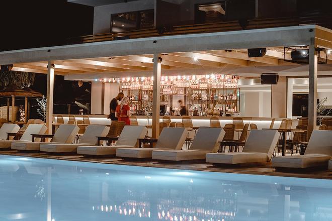 Z 俱樂部 - 新世代飯店 - Limenas Chersonisos - 酒吧