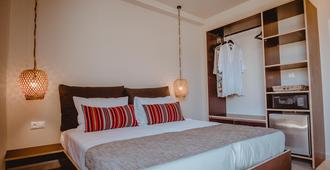 The Z Club - New Generation Hotel - Limenas Chersonisos - Bedroom