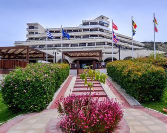 smarline Cosmopolitan Hotel - Ialysos - Building