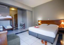 smartline Neptuno Beach - Heraklion - Bedroom