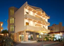 smartline Neptuno Beach - Heraklion - Building