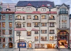 Stage 12 Hotel By Penz - Innsbruck - Bygning