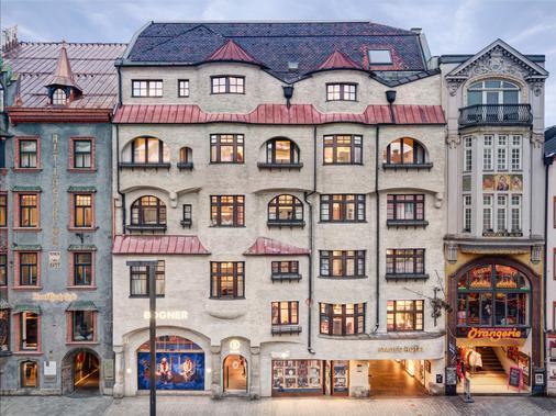 第12階段旅館 - 因斯布魯克 - 建築