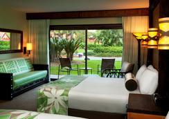 Disney's Polynesian Village Resort - Lake Buena Vista - Κρεβατοκάμαρα