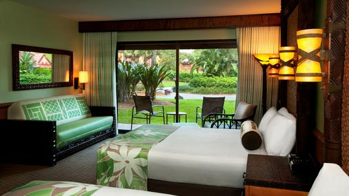 Disney's Polynesian Village Resort - Lake Buena Vista - Makuuhuone