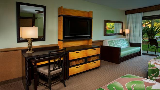 Disney's Polynesian Village Resort - Lake Buena Vista - Σαλόνι