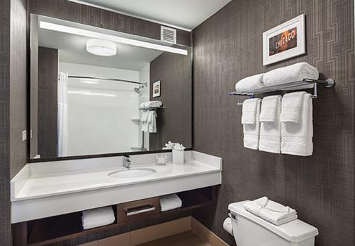Fairfield Inn & Suites by Marriott Chicago Downtown/Magnificent Mile - Chicago - Kylpyhuone