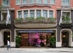 Fairfield Inn & Suites by Marriott Chicago Downtown/Magnificent Mile - Σικάγο - Κτίριο