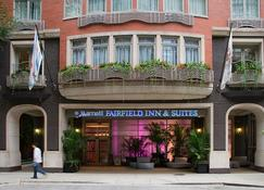 Fairfield Inn and Suites Chicago Downtown/ Magnificent Mile - Chicago - Bâtiment