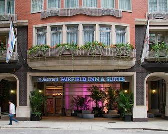 Fairfield Inn and Suites Chicago Downtown/ Magnificent Mile - Σικάγο - Κτίριο