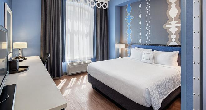 Fairfield Inn & Suites by Marriott Chicago Downtown/Magnificent Mile - Chicago - Makuuhuone