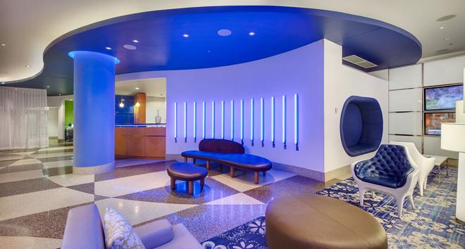 Fairfield Inn & Suites by Marriott Chicago Downtown/Magnificent Mile - Chicago - Aula