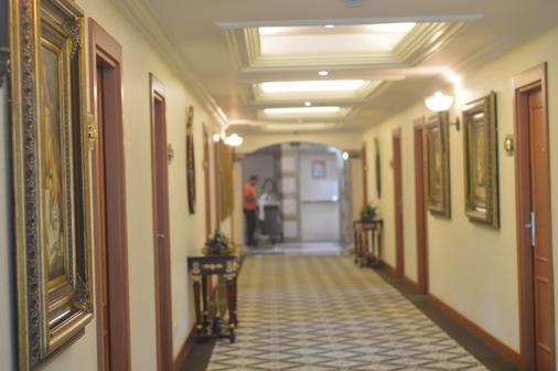 Golden Hotel - Jeddah - Hành lang
