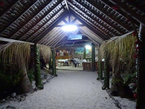 Lonnoc Beach Bungalow - Hog Harbour - Banquet hall