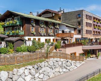 Das Alphotel Hirschegg - Hirschegg (Vorarlberg) - Building