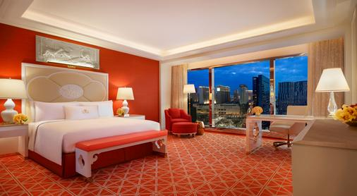 Wynn Palace - Macau - Bedroom