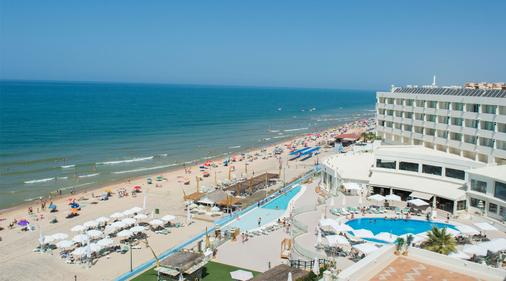 On Hotels Oceanfront - Matalascanas - Strand