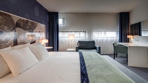 City Hotel Groningen - Groningen - Bedroom