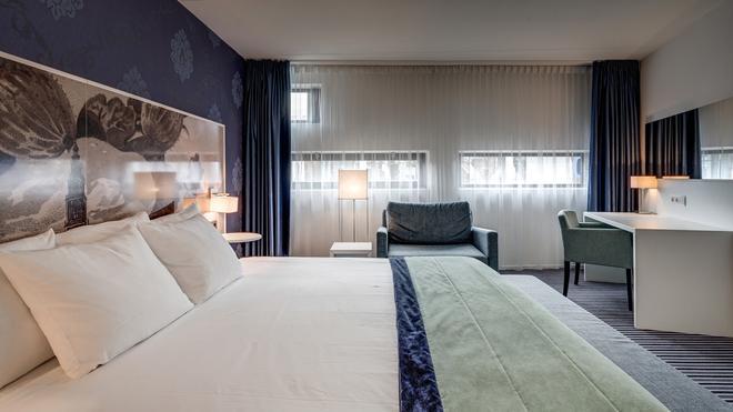 City Hotel Groningen - Χρόνινγκεν - Κρεβατοκάμαρα