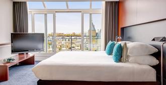 Hampshire Hotel - 108 Meerdervoort Den Haag - Χάγη - Κρεβατοκάμαρα
