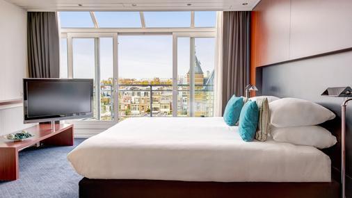Hampshire Hotel - 108 Meerdervoort Den Haag - The Hague - Bedroom