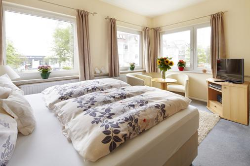 Hotel Stadt Hamburg - Timmendorfer Strand - Bedroom