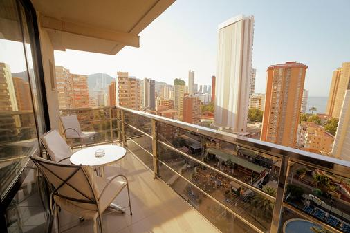 Hotel Marina Resort Benidorm - Benidorm - Balcony