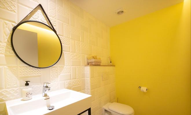 Hostal Blanca - Santa Margalida - Bathroom