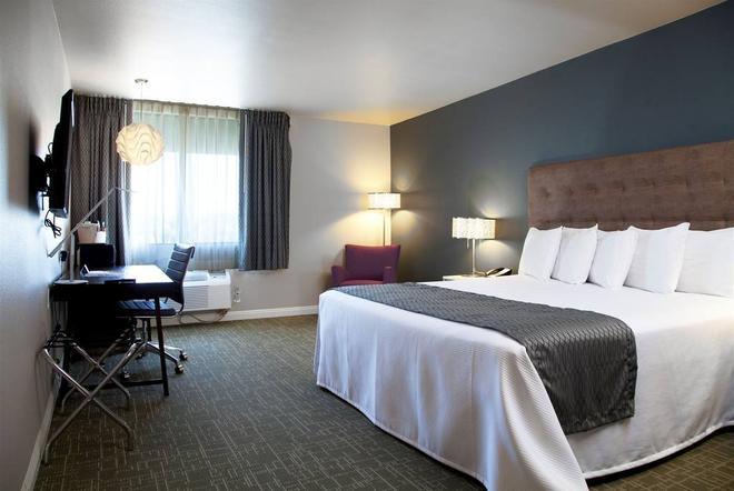Redac Gateway Hotel In Torrance - Torrance - Phòng ngủ