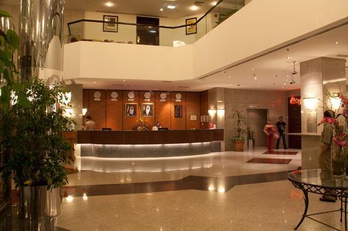 Avari Dubai Hotel - Dubai - Lễ tân