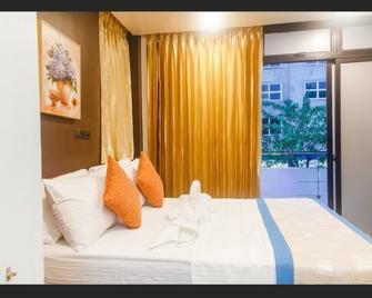 Club Blu - Hulhumale - Bedroom