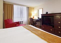 Embassy Suites by Hilton Oklahoma City Northwest - Oklahoma City - Bedroom