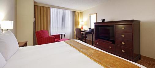 奧克拉荷馬城萬怡酒店 - 奥克拉荷馬市 - 奧克拉荷馬市 - 臥室