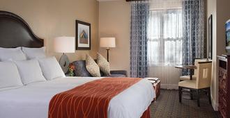 Marriott's Timber Lodge - South Lake Tahoe - Bedroom