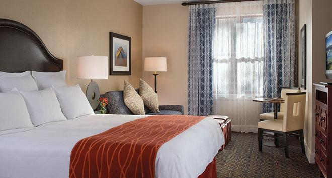 Marriott's Timber Lodge, A Marriott Vacation Club Resort - South Lake Tahoe - Bedroom