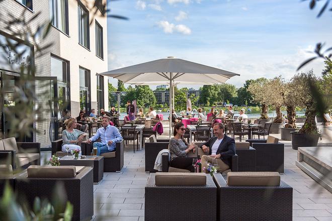 47 ° Ganter Hotel - Konstanz - Nhà hàng