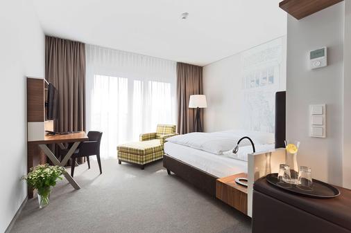47 ° Ganter Hotel - Konstanz - Bedroom