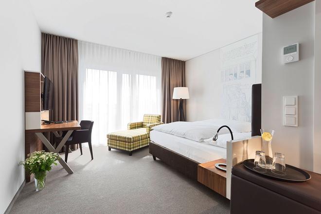 47 ° Ganter Hotel - Konstanz - Phòng ngủ