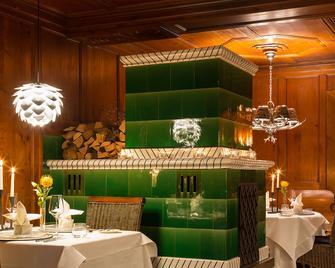Ganter Hotel & Restaurant Mohren - Reichenau - Restaurant