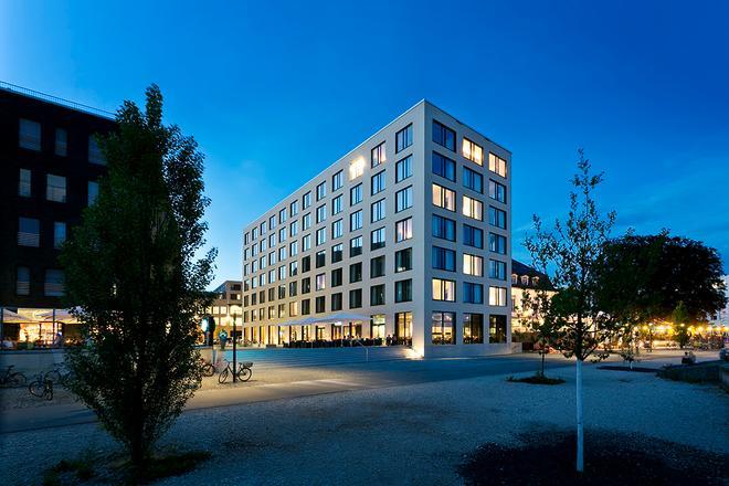 47 ° Ganter Hotel - Konstanz - Toà nhà