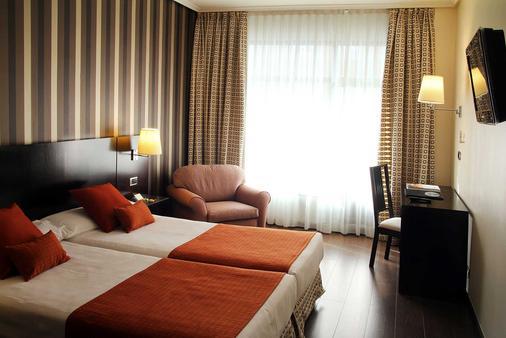 畢爾包孔德杜克酒店 - 畢爾巴鄂 - 畢爾巴鄂 - 臥室