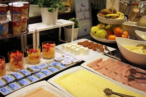 Hotel Conde Duque Bilbao - Bilbao - Food